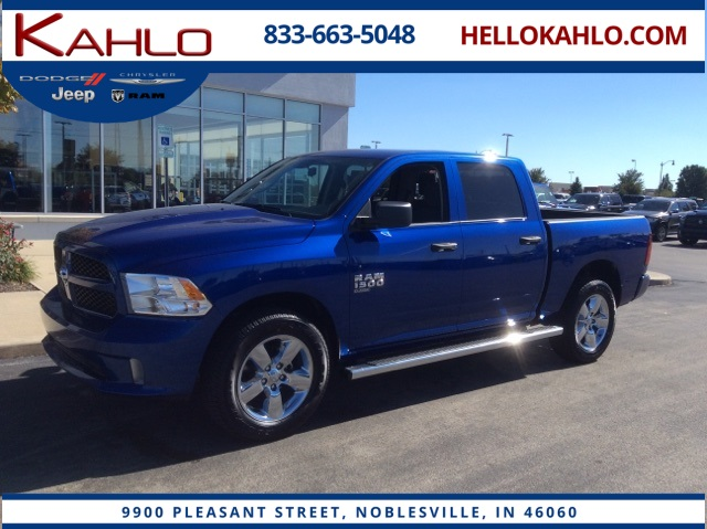 2019 Ram 1500 Crew Cab 4x4,  Pickup #19R126 - photo 1