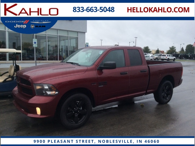 2019 Ram 1500 Quad Cab 4x4,  Pickup #19R138 - photo 1