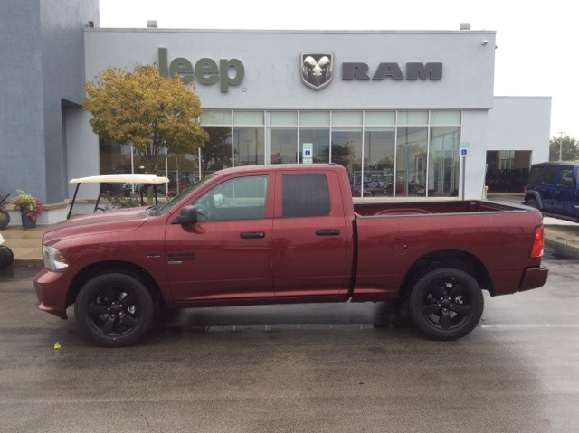 2019 Ram 1500 Quad Cab 4x4,  Pickup #19R138 - photo 11