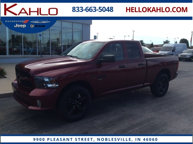 2019 Ram 1500 Quad Cab 4x4,  Pickup #19R140 - photo 1