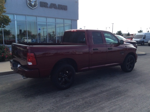 2019 Ram 1500 Quad Cab 4x4,  Pickup #19R140 - photo 7