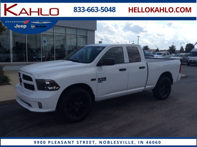 2019 Ram 1500 Quad Cab 4x4,  Pickup #19R144 - photo 1