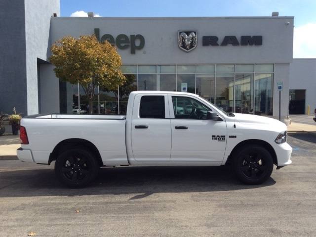 2019 Ram 1500 Quad Cab 4x4,  Pickup #19R144 - photo 6
