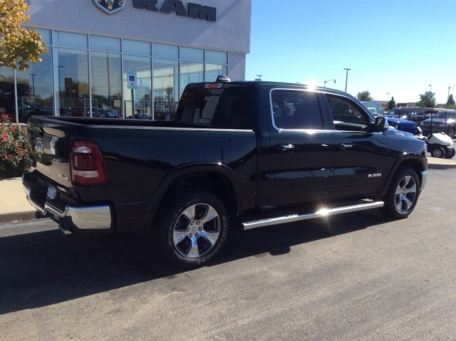 2019 Ram 1500 Crew Cab 4x4,  Pickup #19R150 - photo 8