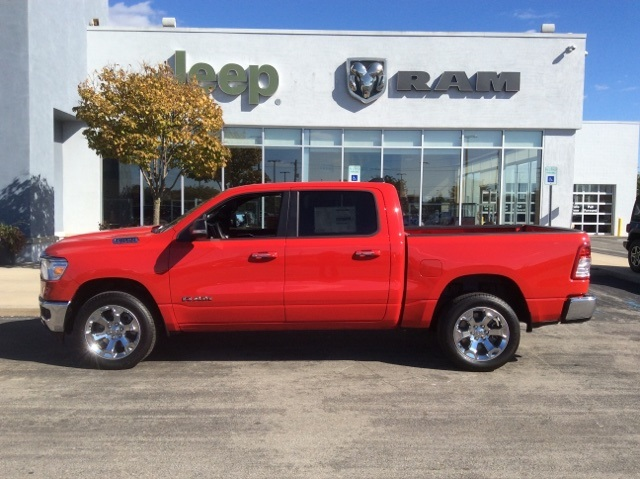 2019 Ram 1500 Crew Cab 4x4,  Pickup #19R152 - photo 11