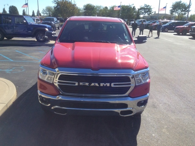 2019 Ram 1500 Crew Cab 4x4,  Pickup #19R152 - photo 3
