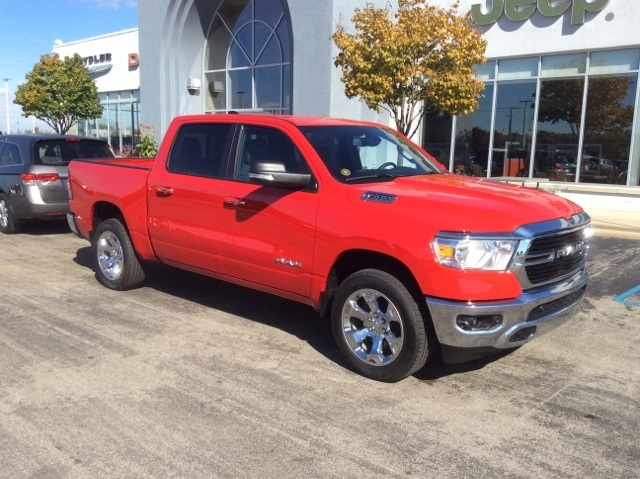 2019 Ram 1500 Crew Cab 4x4,  Pickup #19R152 - photo 5