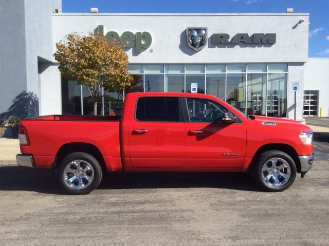 2019 Ram 1500 Crew Cab 4x4,  Pickup #19R152 - photo 6