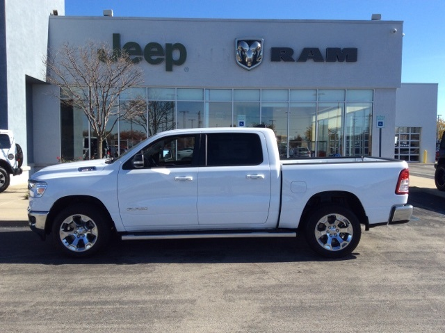 2019 Ram 1500 Crew Cab 4x4,  Pickup #19R158 - photo 8