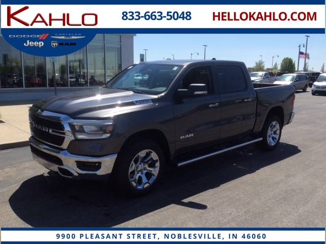 2019 Ram 1500 Crew Cab 4x4, Pickup #19R17 - photo 1