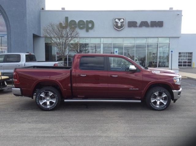 2019 Ram 1500 Crew Cab 4x4,  Pickup #19R18 - photo 6