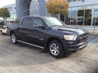 2019 Ram 1500 Crew Cab 4x4,  Pickup #19R191 - photo 4