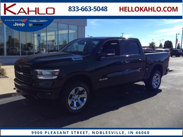 2019 Ram 1500 Crew Cab 4x4,  Pickup #19R198 - photo 1