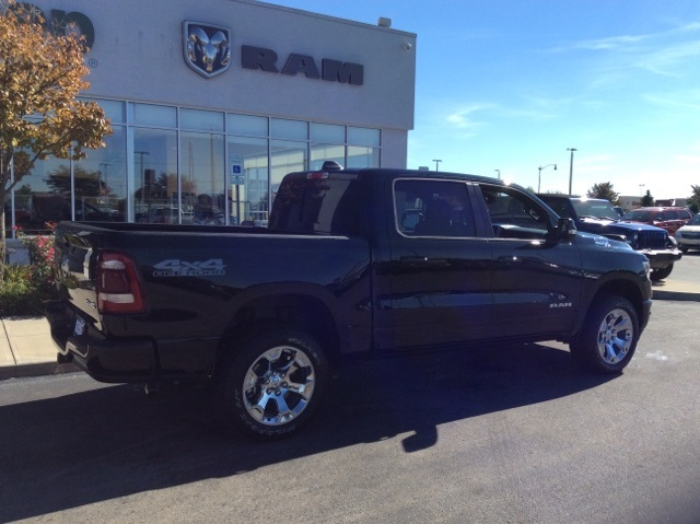 2019 Ram 1500 Crew Cab 4x4,  Pickup #19R198 - photo 8