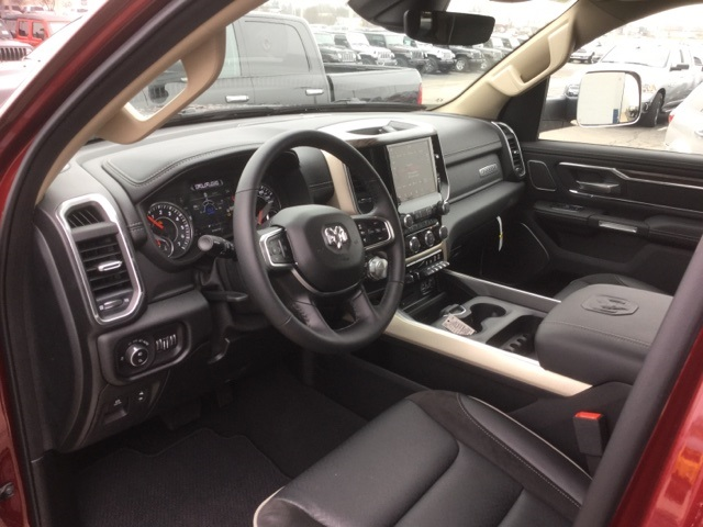 2019 Ram 1500 Crew Cab 4x4,  Pickup #19R2 - photo 24