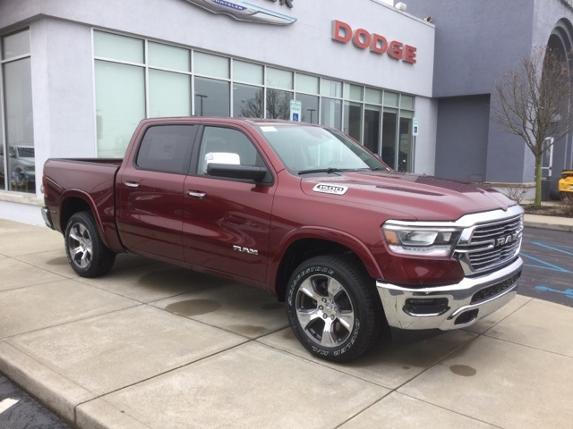 2019 Ram 1500 Crew Cab 4x4,  Pickup #19R2 - photo 5