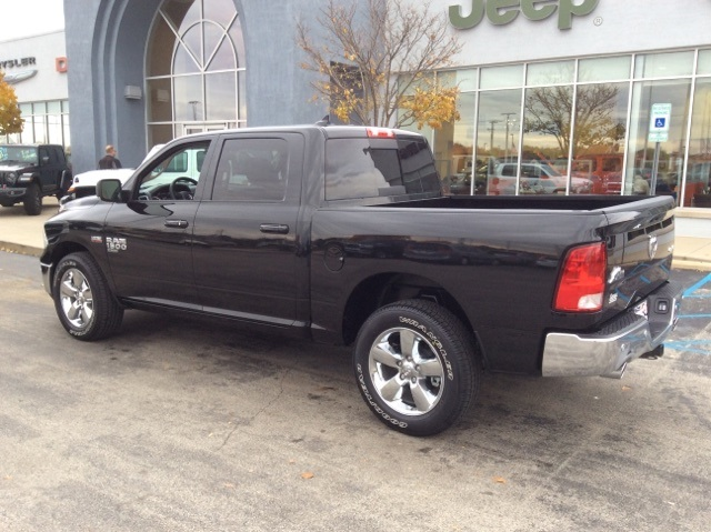 2019 Ram 1500 Crew Cab 4x4,  Pickup #19R227 - photo 2