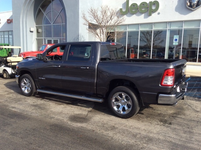 2019 Ram 1500 Crew Cab 4x4,  Pickup #19R252 - photo 2