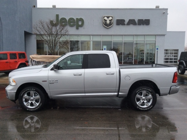 2019 Ram 1500 Crew Cab 4x4,  Pickup #19R257 - photo 8