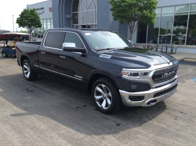 2019 Ram 1500 Crew Cab 4x4,  Pickup #19R33 - photo 6