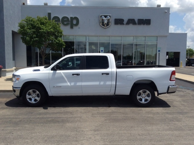 2019 Ram 1500 Crew Cab 4x4,  Pickup #19R37 - photo 11