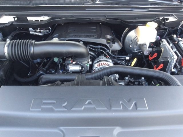 2019 Ram 1500 Crew Cab 4x4,  Pickup #19R37 - photo 14