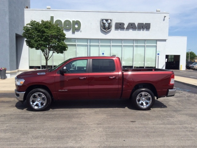 2019 Ram 1500 Crew Cab 4x4,  Pickup #19R39 - photo 11