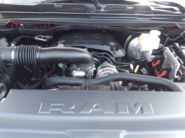 2019 Ram 1500 Crew Cab 4x4,  Pickup #19R39 - photo 14
