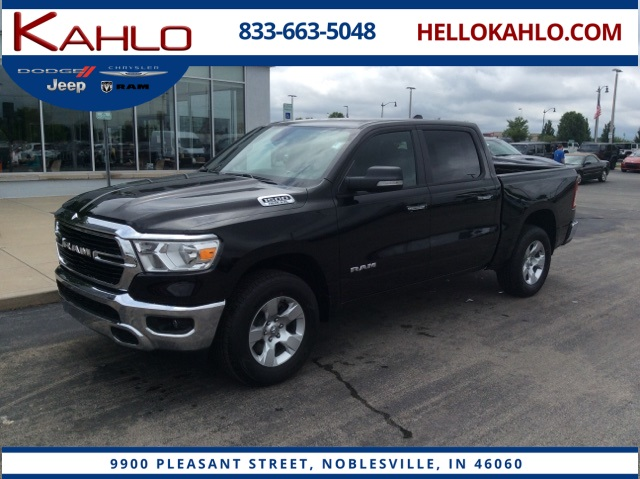 2019 Ram 1500 Crew Cab 4x4,  Pickup #19R44 - photo 1
