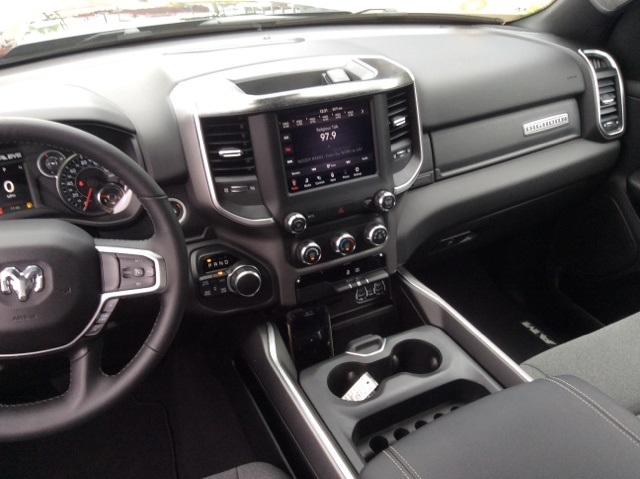 2019 Ram 1500 Crew Cab 4x4,  Pickup #19R44 - photo 37