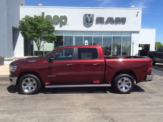 2019 Ram 1500 Crew Cab 4x4,  Pickup #19R5 - photo 11