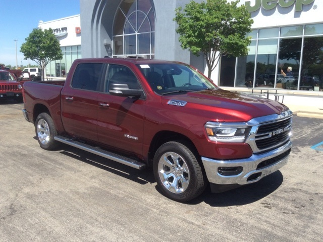 2019 Ram 1500 Crew Cab 4x4,  Pickup #19R5 - photo 5