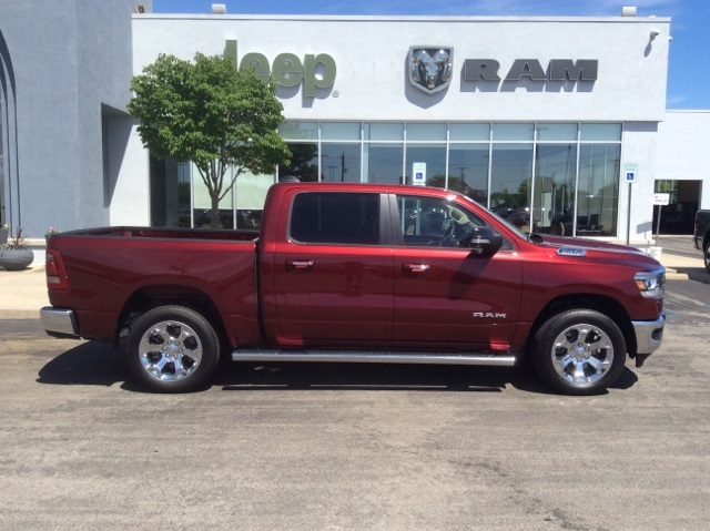 2019 Ram 1500 Crew Cab 4x4,  Pickup #19R5 - photo 6