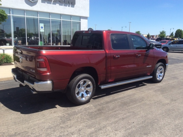2019 Ram 1500 Crew Cab 4x4,  Pickup #19R5 - photo 7