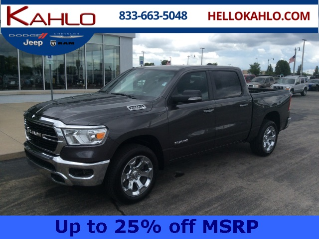 2019 Ram 1500 Crew Cab 4x4,  Pickup #19R60 - photo 1