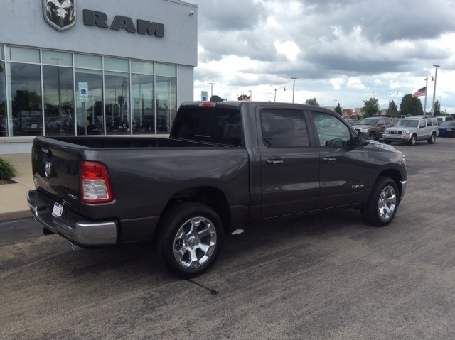 2019 Ram 1500 Crew Cab 4x4,  Pickup #19R60 - photo 7