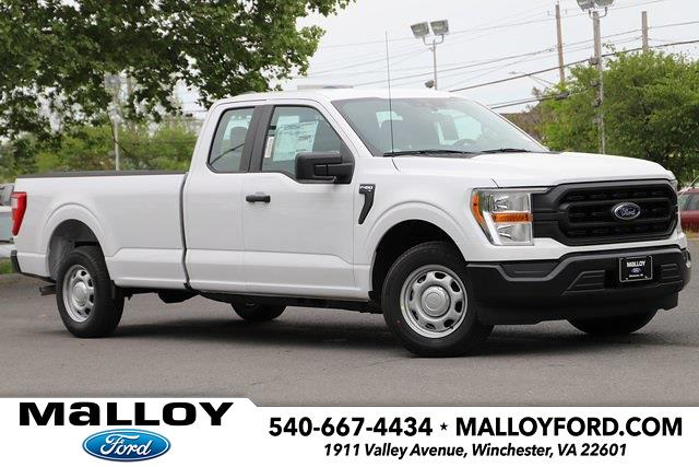 2021 Ford F-150 Super Cab 4x2, Pickup #T11254 - photo 1