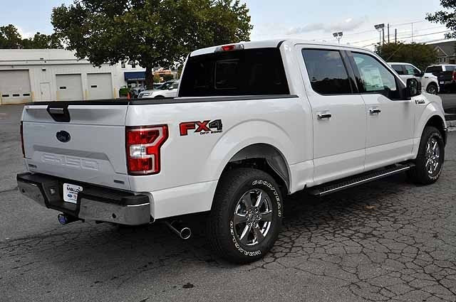 2018 F-150 SuperCrew Cab 4x4, Pickup #T1801 - photo 2