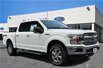 2018 F-150 SuperCrew Cab 4x4, Pickup #T1801 - photo 1