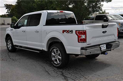 2018 F-150 SuperCrew Cab 4x4, Pickup #T1801 - photo 3
