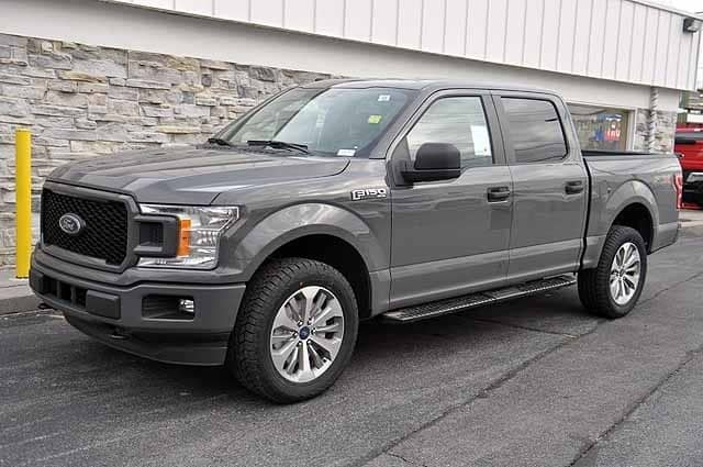 2018 F-150 Crew Cab 4x4, Pickup #T18115 - photo 5