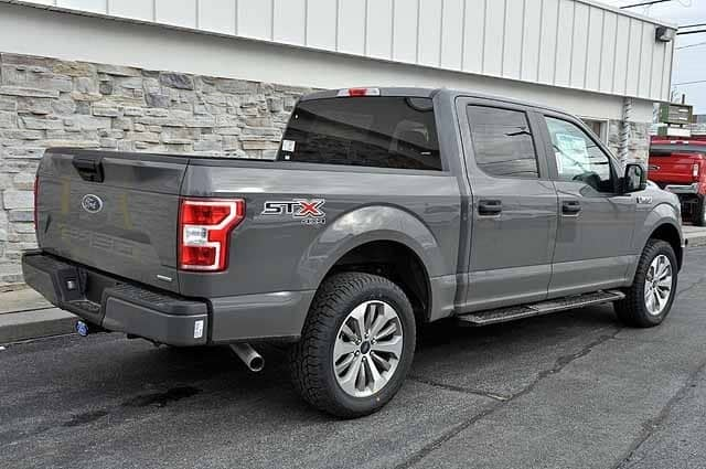 2018 F-150 Crew Cab 4x4, Pickup #T18115 - photo 2