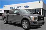 2018 F-150 Crew Cab 4x4, Pickup #T18115 - photo 1