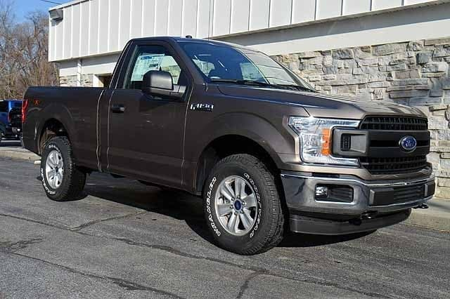 2018 F-150 Regular Cab 4x4, Pickup #T18127 - photo 3