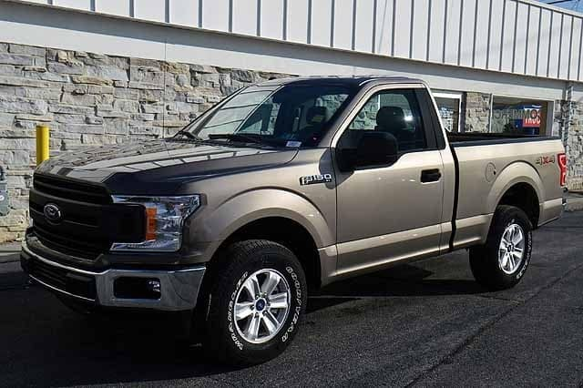 2018 F-150 Regular Cab 4x4, Pickup #T18127 - photo 5