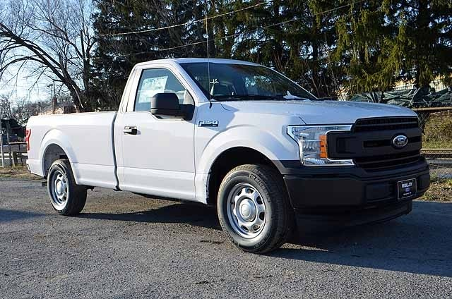 2018 F-150 Regular Cab 4x2,  Pickup #T18150 - photo 3