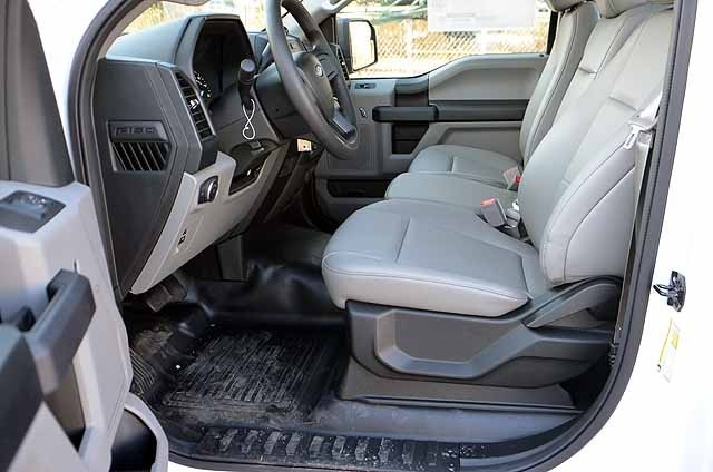 2018 F-150 Regular Cab 4x2,  Pickup #T18150 - photo 10