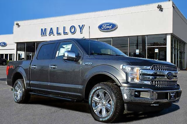 2018 F-150 SuperCrew Cab 4x4, Pickup #T18153 - photo 1