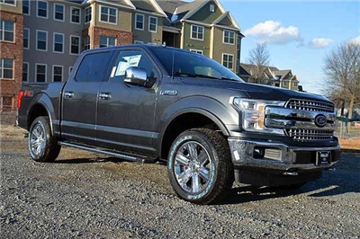 2018 F-150 SuperCrew Cab 4x4, Pickup #T18153 - photo 5