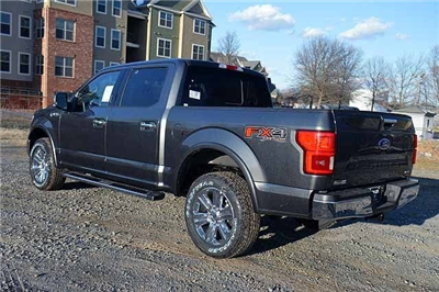 2018 F-150 SuperCrew Cab 4x4, Pickup #T18153 - photo 3